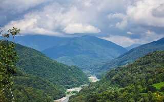 Расстояние от Адлера до Лоо: сколько км ехать на машине в Краснодарском крае