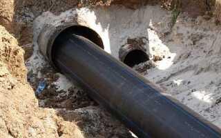 Охранная зона водовода (водопровода): сколько метров от подземного трубопровода, СНиП и СП