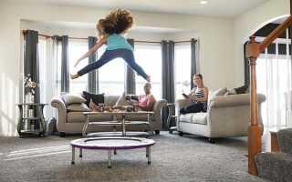 Что делать, если соседские дети сверху постоянно шумят, топают и бегают: закон 2021