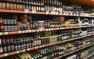 До скольки продают алкоголь в Крыму в 2020 году: со скольки, время продажи и режим