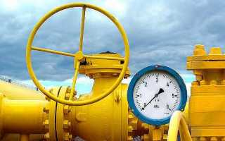Расстояние от газопровода высокого или среднего давления до зданий и сооружений