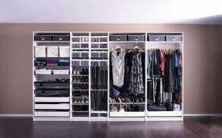 Максимальная высота шкафа купе: стандартные размеры для верхней одежды