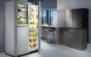 Расстояние между холодильником и газовой плитой: минимальные нормы для кухни