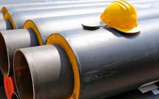 Охранная зона теплотрассы (тепловых сетей): сколько метров от теплосети по нормам СНиП
