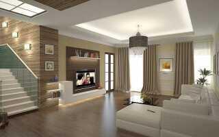 Какая высота потолка в частном доме оптимальная: стандарт и минимум по СНиП