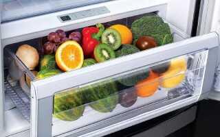 Какая температура должна быть в холодильнике для хранения продуктов: оптимальная норма
