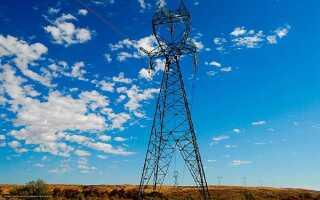 Расстояние между опорами ЛЭП: столбы линий электропередачи 10 кВ, 110 кВ и 35 кВ