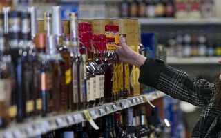 До скольки продают алкоголь в Тюмени в 2021 году: со скольки запрет на торговлю по времени