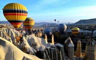Расстояние от Стамбула до Каппадокии: сколько км и времени ехать на машине или автобусе