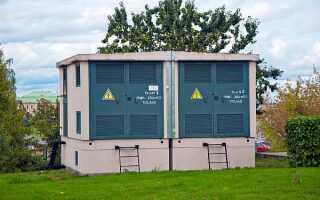 Охранная зона трансформаторной подстанции (ТП) 110 кВ, 35 кВ, 10 кВ: сколько метров по ПУЭ
