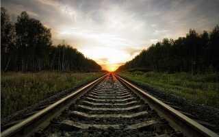 Охранная зона жд путей (железной дороги): сколько метров по нормативам СНиП