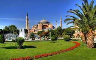 Расстояние от Сиде до Стамбула: сколько км и времени ехать на автобусе в Турции