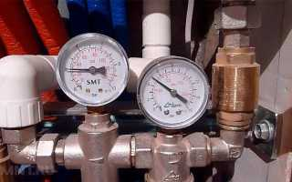 Норматив давления воды в водопроводе в квартире: нормы СНиП (СП) и по ГОСТ 2020