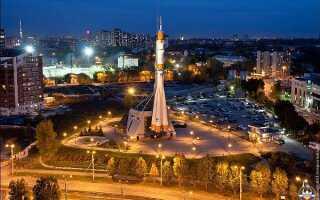 Расстояние от Москвы до Самары: сколько км ехать на машине, на поезде, лететь на самолете