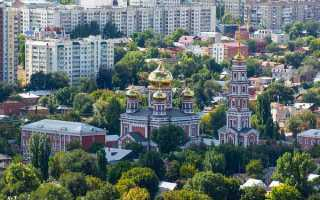 Расстояние от Москвы до Саратова: сколько км ехать на машине и на поезде по времени