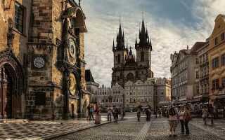 Расстояние от Праги до Вены: сколько км и времени ехать на машине или автобусе