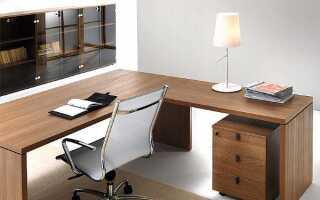 Стандартная высота письменного стола: ГОСТы для взрослых и детей