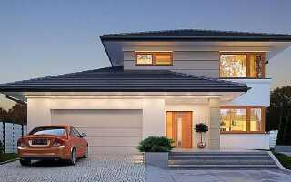 Сколько нужно отступать от забора при строительстве дома: норма СНиП