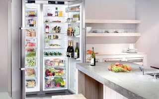 Какое расстояние должно быть между холодильником и стеной: сбоку и сзади