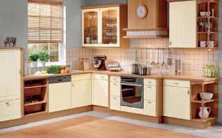 Расстояние от столешницы до навесных шкафов на кухне: стандарт и нормы от роста