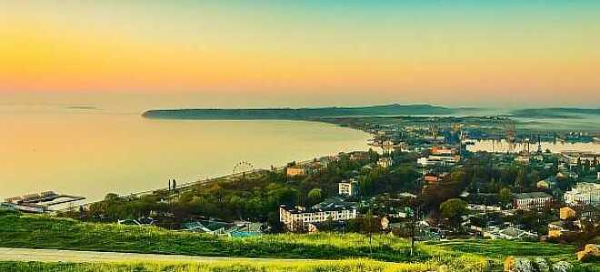 Расстояние от Симферополя до Керчи: сколько км ехать на машине от аэропорта
