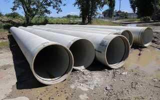 Минимальное расстояние от водопровода до канализации: нормативное, нормы СП и СНиП