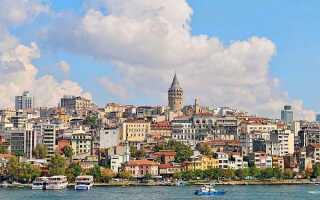 Расстояние от Алании до Стамбула: сколько км и времени ехать на автобусе