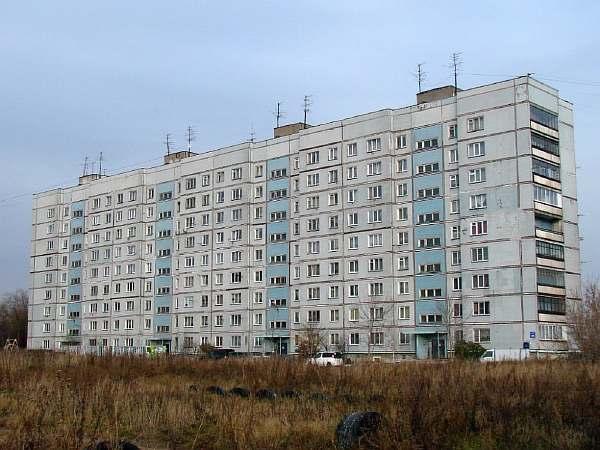 Высота 9-этажного дома