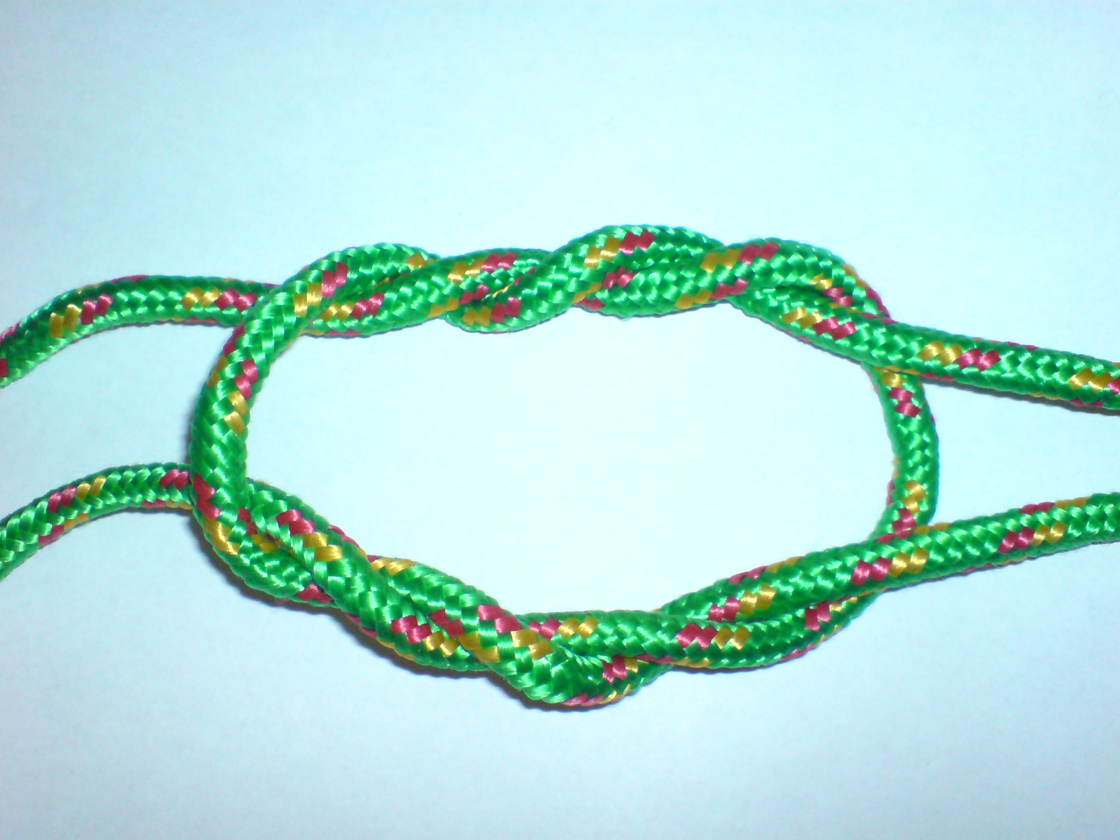 Веревка и узел