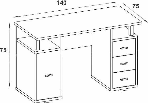 Стандарт стола