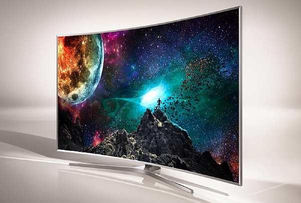Телевизор в магазине