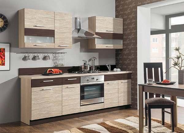 Высота верхних шкафов кухни стандарт от пола
