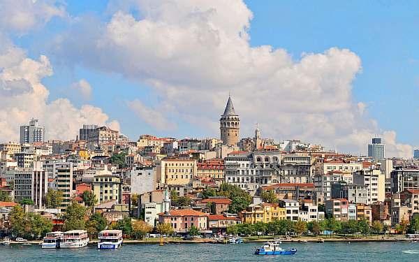 Город и побережье