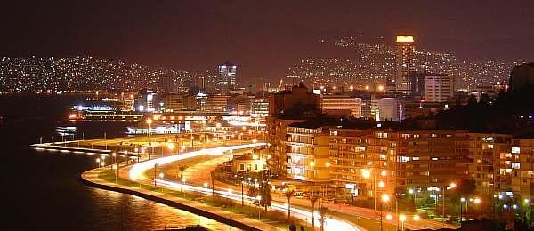 Город в Турции