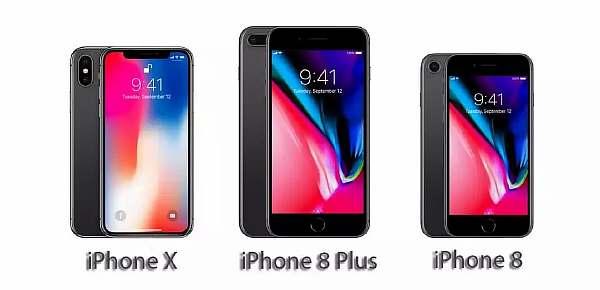 Варианты телефонов