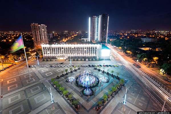 Расстояние от Краснодара до Новороссийска