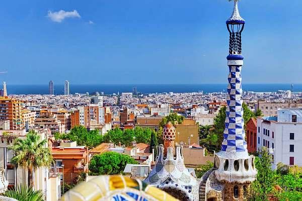 Расстояние от Барселоны до Аликанте