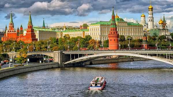 Река в Москве