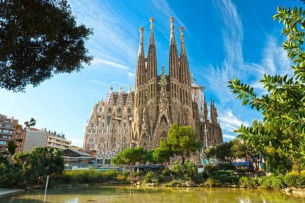 В городе Испании