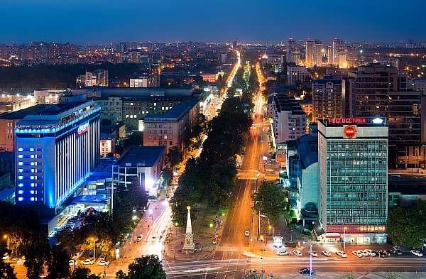 Расстояние от Краснодара до Симферополя