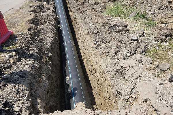 Водопровод на участке