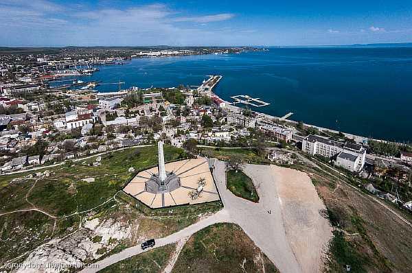 Расстояние от Симферополя до Керчи