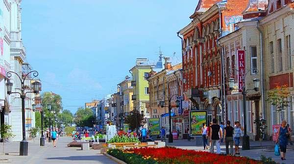 Расстояние от Москвы до Самары
