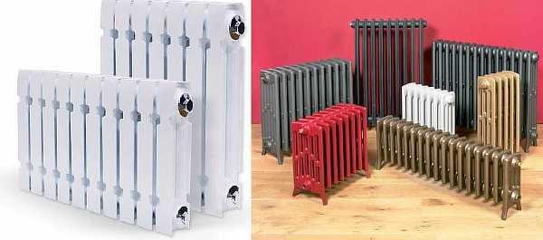 Нормативы радиаторов