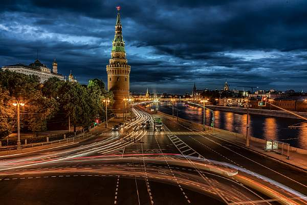 Расстояние от Москвы до Анапы