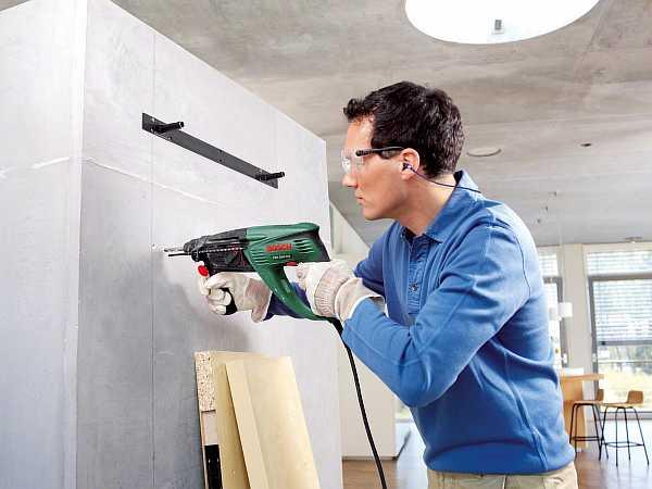 Сверление и ремонт