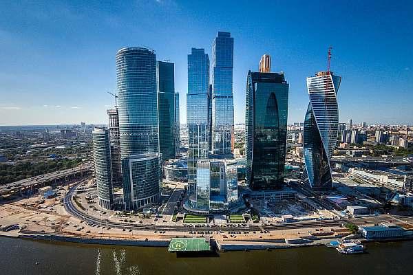 Днем в Москве