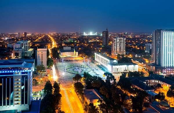 Расстояние от Краснодара до Геленджика