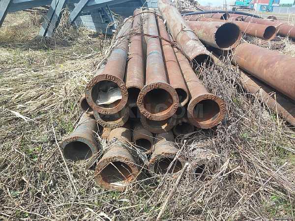 Трубы водопровода