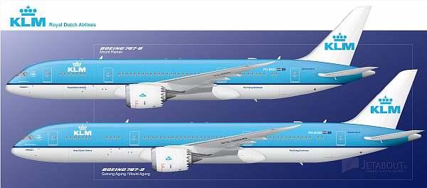 Самолет в разрезе